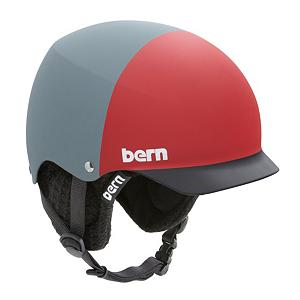 Snowboard Bern Baker Seth Wescott Audio Hard Hat - The Bern Baker SW Audio Hard Hat helmet has captured the attention of all serious action-sports athletes. Boasting the world's first functional visor lid, a multi-impact Brock Foam, and 8-Tracks audio system, the Baker SW Audio Hard Hat is fully functional. Brock Foam is specifically engineered to keep you cooler, dryer and more comfortable. Brock is lightweight, resilient foam that allows moisture and air to circulate through in any direction without the risk of absorption. Brock Foam also is very resilient and returns to its original shape after impact, thereby offering protection for multiple impact applications. The removable liner allows you to wear the Baker all-year long. From snow to pavement your dome will be protected with the Bern Baker SW Audio Hard Hat. . Model Year: 2012, Product ID: 162569, Shell Construction: Hard Shell, Year Round Capable: Yes, Custom Fit Adjustment: No, Ventilation: None, Brim/Visor: Yes, Audio: Comes With, Category: Half Shell, Race: No, Special Features: Burly ABS Shell, Special Features: Brock Foam, Gender: Mens, Warranty: One Year, Certifications: None - $79.95