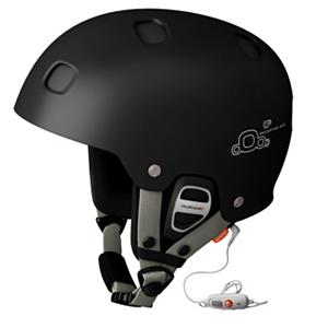 Snowboard POC Receptor Bug Audio Helmet - The Receptor Bug Audio Helmet is created especially for snow sports. This adult helmet by POC is made with a patented system that has double overlapping shells that allows air in and heat out, all while protecting your head. Ventilation is also provided in the Receptor Bug helmet. It can be closed on colder days. The outer shell makes for tough and durable construction and provides excellent protection with the help from the in-mold liner. The Receptor Bug ski helmet offers a clean design created by POC. This helmet is also part of POC's BUG Series. The BUG series was developed to meet the demands of today's skiers that are stretching the limits beyond what was thought to be possible only a few years back. The BUG series was derived from POC's groundbreaking research and products on how to improve protection and performance. This is a great helmet, offering a sleek look and an abundance of comfort and protection. But, it is one step ahead of the rest as a result of its audio capabilities. The Receptor Bug Audio helmet comes with an audio jack so you can rock out to your MP3 player on the slopes. The helmet is powered by Skull Candy and is a hands-free convenience. Features: Penetration Proof Ventilation With Airflow Channels. Model Number: 10250 02 M, Product ID: 195470, Model Year: 2013, Shell Construction: In Mold/Hard Shell, Year Round Capable: No, Custom Fit Adjustment: No, Ventilation: Adjustable, Brim/Visor: Yes, Audio: Comes With, Category: Half Shell, Race: No, Bearing Grade: Performance, Special Features: Double Shell, Special Features: Communication Neckroll, Gender: Mens, Warranty: One Year, Certifications: EN 1077 - Class B, ASTM F 2040 - $49.91