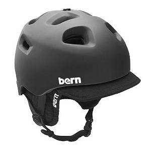 Snowboard Bern G2 Audio Helmet - The Bern G2 Audio is a four season hardhat great for skiing, biking, and skating. The G2 has a removable visor and an adjustable slider system for staying comfortable in any weather condition. Bern's patented Zip Mold construction is a liquid foam injection process that provides a better weight to strength ratio keeping you protected while maintaining an ultra light feel. Keep your head temperature regulated is the best way to stay not too hot or not too cold while you are out there doing action sports. The removable liner allows you to sport the G2 all year long. From snow to pavement the G2 will keep your dome protected. All of that while you can bump your own tunes. . Certifications: CPSC, ASTM F 2040 and EN 1078, Warranty: One Year, Special Features: Super Light Design, Race: No, Category: Half Shell, Ventilation: Adjustable, Custom Fit Adjustment: No, Year Round Capable: Yes, Shell Construction: In Mold/Hard Shell, Model Year: 2012, Model Number: M1ES8S, GTIN: 0843990020777, Product ID: 227970, Audio: Comes With, Special Features: Adjustable Vent Slider, Gender: Mens, Brim/Visor: Yes - $69.95