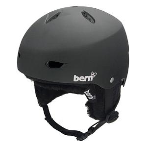 Snowboard Bern Brighton Hard Hat - Low and snug, just like your favorite pair of jeans. The Bern Brighton Hard Hat is the smallest, lowest profile women's specific lid Bern offers. The female head is twenty to thirty percent smaller than the a mans, so Bern developed smaller shell sizes for women. The Brighton will literally conform to the unique shape of your head. Comes with audio capabilities so that you can rock out to your favorite tunes while you fly down the mountain. The Brighton Hard Hat features a burly ABS shell with a multiple impact soft Brock Foam. Well ventilated and comfortable the Brighton will keep you cool no matter how hot you get. The removable knit liner allows you to rock the Brighton all year long. From snow to pavement the Bern Brighton Knit hard hat will keep your dome protected. Let Bern worry about protecting what's on the inside while you show off what's on the outside. . Product ID: 250150, Model Year: 2012, Shell Construction: Hard Shell, Year Round Capable: Yes, Custom Fit Adjustment: No, Ventilation: Fixed, Brim/Visor: No, Audio: Comes With, Category: Half Shell, Race: No, Special Features: Brock Foam, Gender: Womens, Warranty: One Year, Certifications: None - $59.90