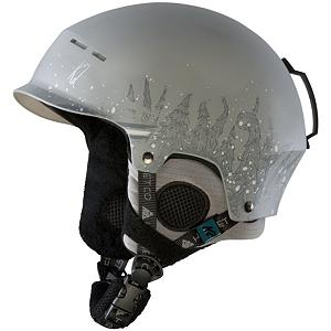 Snowboard K2 Rant Pro Audio Helmet - After one day of riding in the K2 Rant Pro you will be ranting and raving about it to all your bros. This skate inspired helmet has a low profile minimalist design brim that has vents in the front to keep the air moving over the top of your goggles, so you can kiss foggy goggles goodbye. The Passive Channel Venting System will keep you cool, no matter how many times you case the landing. The Rant Pro also has the Snap Strap Fit System that works the same way as your trucker hat does, so you know that your helmet will be on securely, when it is time for another lap in the park. Features: Weighs 530g, Sm(51-55cm) Med(55-59cm)L/XL(58-61cm). Certifications: ASTM/CE, Warranty: One Year, Gender: Mens, Special Features: Baseline 1 Audio System, Race: No, Category: Half Shell, Audio: Comes With, Brim/Visor: Yes, Ventilation: Fixed, Custom Fit Adjustment: Yes, Year Round Capable: No, Shell Construction: Hard Shell, Model Year: 2013, Product ID: 273979, Shipping Restriction: This item is not available for shipment outside of the United States. - $59.90