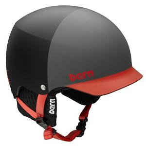Snowboard Bern Baker EPS Wescott Audio Helmet 2013 - Seth Wescott teamed up with Bern to create his own signature helmet. So when you want to protect your head like the pros do, make sure you're wearing a Bern Baker EPS Wescott Audio Helmet. Reliable and strong, its Thinshell construction provides high-impact protection thanks to the expanded polystyrene hard foam interior. Because of the Thinshell design, this helmet is 20% lighter than the previous model. A visor ensures that the sun won't get into your eyes the moment you want to make a jump or pull off a trick. Outfitted with 8tracks, you'll be able to have your own playlist to listen to as you embark on your next series of tricks in the park. There's an adjustable knit interior so that you can have a customized fit and feel good when you're wearing the Bern Baker Wescott Audio Helmet. . Certifications: CPSC, ASTM F 2040, EN1077B and EN1078, Warranty: One Year, Gender: Mens, Special Features: Original Visor Helmet, Race: No, Category: Half Shell, Audio: Comes With, Brim/Visor: Yes, Ventilation: None, Custom Fit Adjustment: Yes, Year Round Capable: Yes, Shell Construction: In Mold, Model Year: 2013, Product ID: 281530 - $89.94