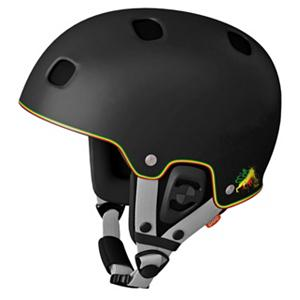 Snowboard POC Receptor Bug Tanner Hall Audio Helmet - POC teamed up with freestyle skier Tanner Hall to make this Receptor Bug Audio Helmet. POC took their most advanced free ride helmet out there and altered it specifically for snow sports. The double overlapping shell system lets air in and heat out but best of all this ventilation is set up to protect your head against sharp objects. Ventilation can also be closed for cold days. The outer shell is tough and durable providing excellent protection. The in-mold liner is polycarbonate and EPS for the ultimate in protection and comfort. The Tanner Hall edition helmet has a little extra style like the bankers brim which extenuates the front of the helmet. Listen to your own music and rock out on the mountain with the POC Receptor Bug Tanner Hall Audio Helmet. POC helmets break in quickly and are durable so you can expect to wear this fine piece of protective gear for many seasons. . Certifications: EN 1077 - Class B, ASTM F 2040, Warranty: One Year, Gender: Mens, Special Features: Polycarbonate and EPS, Race: No, Category: Half Shell, Audio: Comes With, Brim/Visor: No, Ventilation: Fixed, Custom Fit Adjustment: No, Year Round Capable: No, Shell Construction: In Mold/Hard Shell, Model Year: 2011, Product ID: 293511, Model Number: 10250T 02 XS, GTIN: 7332522201829 - $69.91