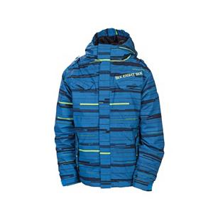 Snowboard 686 Smarty Streak Boys Snowboard Jacket - The 686 Smarty Streak Jacket is the streak that will appeal to your boy. The Smarty Streak Jacket is too cool in style and will set the pace in performance and quality, as The Streak will live up to the wear and tear it will endure. The critically taped seams and fleece Smarty liner jacket will keep you warm and not allow the cold air to enter. Having cargo pockets that are generous in size will hold your stuff, you won't be missing anything. . Waterproof Zippers: No, Cinch Cord Bottom: No, Insulator: No, Model Year: 2013, Product ID: 292465, Wrist Gaiter: No, Cuff Type: Velcro, Breathability: Moderate Breathability (4000g-8999g), Waterproof: Moderately Waterproof (5000mm-19,999mm), Insulation Type: Synthetic, Length: Medium, Cut: Regular, Type: 3-in-1 Jacket, Race: No, Battery Heated: No, Use: Snowboard, Warranty: Other, Hood: Yes, Powder Skirt: Yes, Goggle/Sunglasses Pocket: No, Electronics Pocket: No, Pockets: 4-5, Pit Zip Venting: No, Hood Type: Fixed, Breathability Rating: 5,000g, Waterproof Rating: 8,000mm, Taped Seams: Critically Taped, Insulation Weight: 40g, Exterior Material: Polyester - $99.95