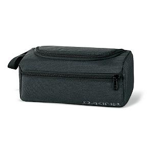Camp and Hike Dakine Groomer Toiletry Bag Duffle Bag 2013 - The Dakine Groomer Kit is the perfect little pack to keep all your grooming items together. Made up of 600D Polyester the Groomer is highly durable and will last you for years to come. There are multiple pockets to keep your toiletries together and the Nylon lining makes it easy to keep the Dakine Groomer Kit clean. . Material: 600D Polyester, Airplane Carry-On: Yes, Exterior Pockets: Yes, ID Tag: No, Interior Mesh Pocket: Yes, Side Pocket: No, Gear Volume: 10x5x4in, Model Year: 2013, Product ID: 245288, Recommended Use: Travel - $20.00