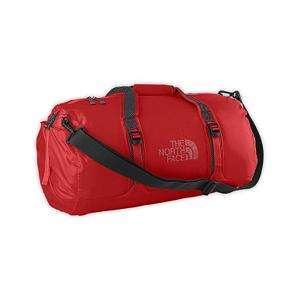 Snowboard The North Face Flyweight Duffle Bag - The North Face Flyweight Duffel Made from a lightweight, durable, nylon ripstop fabric, this compressible duffel is a great companion pack to any travel bag lineup. Cram this collapsible duffel into your luggage to bring souvenirs home on your return trip; this bag stows in its own integrated sack. . Warranty: Lifetime, Material: 70D PU-coated Nylon Ripstop, Airplane Carry-On: Yes, Weight of Bag: 1.0 lbs, Exterior Pockets: Yes, Size Dimensions: 22in x 12.5in x 12.5in, ID Tag: No, Interior Mesh Pocket: No, Gear Volume: 45L, Luggage Style: Duffel, Model Year: 2013, Product ID: 280747, Shipping Restriction: This item is not available for shipment outside of the United States., Model Number: ATTQ682-OS, GTIN: 0027906103048 - $29.95