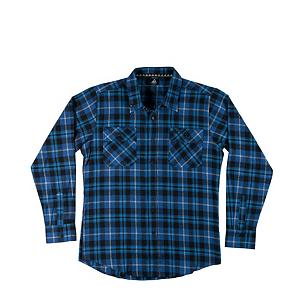 Snowboard K2 Mason Flannel - Flannel shirts are great. They are warm, comfortable, and hide stains well. The K2 Mason Flannel is blue, and Gibson wears a blue flannel every day. This flannel will have you looking good both on and off the mountain. . Insulation Weight: None, Hood Type: None, Material: Natural Fibers, Fleece Weight: None, Category: Light-Weight, Hood: No, Warranty: One Year, Battery Heated: No, Type: Button Up, Wind Protection: No, Type: Flannels, Material: Cotton, Pockets: 1-2, Wicking Properties: No, Type: Long Sleeve, Water Resistant: No, Model Year: 2013, Product ID: 274486, Shipping Restriction: This item is not available for shipment outside of the United States. - $49.91
