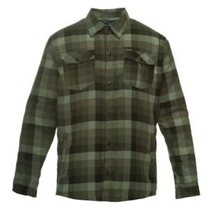 Snowboard Quiksilver Mathieu Crepel Riding Shirt Flannel - Put on the Quiksilver Mathieu Crepel Riding Shirt Flannel and you'll ride in style while staying warm and feeling comfortable. It offers a super cozy quilted taffeta lining to keep you feeling very comfortable as you shred through the mountain. The DWR Treatment is a water repellent to help keep any melting snow that may fall onto from seeping inside and make you cold. Look good, feel warm and ride in style with the Quiksilver Mathieu Crepel Riding Shirt Flannel. . Hood Type: None, Material: 100% Polyester Yarn Dyed Plaid, Fleece Weight: None, Category: Mid-Weight, Hood: No, Warranty: One Year, Battery Heated: No, Closure Type: Button Up, Wind Protection: No, Type: Flannels, Material: Synthetic, Pockets: 1-2, Wicking Properties: No, Sleeve Type: Long Sleeve, Water Resistant: Yes, Model Year: 2012, Product ID: 296512, Model Number: KKMSH263 BLK XS - $39.95