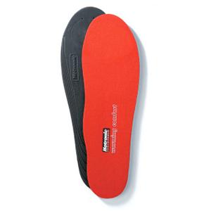 Ski Hotronic Heat Ready Footbeds / Insoles - Heat Ready Insoles are the perfect match for the Power Plus Foot Warmer CUSTOM. For simple, quick installation, the two flat insoles each come with a pre-cut trap door for the heating element and a channel for the cord, reducing your set-up time significantly. An adhesive on the trap door and on the insole channel hold the element in place. Comes in a Size 32.0 metric but can be easily trimmed to size. A great upgrade over standard foam insoles found in most boots, the Heat Ready insoles come equipped with some arch support for comfort. Hotsole insoles are about the same thickness as the insoles used by many boot manufacturers. . Model Year: 2013, Product ID: 86665 - $12.95