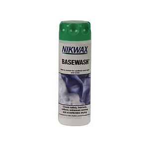 Snowboard Nikwax Base Wash - Nikwax BaseWash is a new product created specially for cleaning synthetic base-layers. It enhances the fabrics wicking properties, stopping them from stinking and helping them dry more quickly. . Model Year: 2013, Product ID: 174209 - $5.50