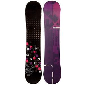 Snowboard Swivel Sparkle Black Girls Snowboard - A cool and fun entry-level board for your little girl is the Swivel Sparkle Black Girls Snowboard. You can help your little girl progress into higher skill levels on her very own board! It has a soft flex and a camber profile so she can continue learning on a responsive board with very good edge hold. She will soon become a great carving machine. She will gain the confidence to try out new tricks and, with its pop, she can even spend some time in the park. She will love having a new and cool board to call her own and this will allow you to get to the mountain quicker instead of stopping for a rental board that she needs to get used to. A great value for a new entry-level board, your little girl will love the Swivel Sparkle Black Snowboard. . Recommended Use: All-Mountain, Rocker Profile: Camber, Shape: Directional, Flex: Soft, Pipe Oriented: No, Board Width: Regular, Core Material: Wood, Construction Type: Cap Construction, Hole Pattern: Standard 4 Hole, Magnatraction: No, Base Material: Extruded P-tex, Warranty: One Year, Skill Range: Beginner - Intermediate, Product ID: 297095, Gender: Girls, Skill Level: Beginner - $99.95