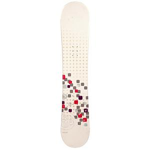 Snowboard Swivel Sparkle Girls Snowboard - A cool and fun entry-level board for your little girl is the Swivel Sparkle Girls Snowboard. You can help your little girl progress into higher skill levels on her very own board! It has a soft flex and a camber profile so she can continue learning on a responsive board with very good edge hold. She will soon become a great carving into the mountain. She will gain the confidence to try out new tricks and, with its pop, she can even spend some time in the park. She will love having a new and cool board to call her own and this will allow you to get to the mountain quicker instead of stopping for a rental board that she needs to get used to. A great value for a new entry-level board, your little girl will love the Swivel Sparkle Snowboard. . Recommended Use: All-Mountain, Rocker Profile: Camber, Shape: Directional, Flex: Soft, Pipe Oriented: No, Board Width: Regular, Core Material: Wood, Construction Type: Cap Construction, Hole Pattern: Standard 4 Hole, Magnatraction: No, Base Material: Extruded P-tex, Warranty: One Year, Skill Range: Beginner - Intermediate, Product ID: 297097, Gender: Girls, Skill Level: Beginner - $79.91