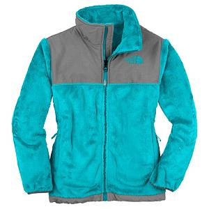 Snowboard The North Face Denali Thermal Girls Jacket - Inspired by a classic, The North Face Denali Thermal Jacket mirrors the same silhouette as the traditional Denali style, but it's softer than its counterpart due to a silky, high-loft fleece construction. The nylon abrasion overlay at the shoulders is made from fabric that's bluesign approved - a standard for environmentally friendly production methods. She'll remain completely content in The North Face Girls Denali Thermal Jacket to wear alone or zip-in compatible with select North Face gear, this piece is a perfect complement to her high-quality collection. It sports full mobility features, optimal space for her stuff, and an abrasion resistant construction to keep her comfy-aside from the cozy warmth she'll experience all day long. . Model Year: 2013, Product ID: 270339, Shipping Restriction: This item is not available for shipment outside of the United States., Model Number: AQLK1F7-XS, GTIN: 0053329721644, Pockets: 1-2, Wind Protection: Yes, Closure Type: Full Zip Top, Waterproof Zippers: Yes, Breathability: Not Specified, Waterproof: Not Specified, Insulation Type: Synthetic, Length: Medium, Jacket Fit: Regular, Type: Fleece, Race: No, Battery Heated: No, Warranty: Lifetime, Hood: No, Breathability Rating: N/A, Waterproof Rating: N/A, Taped Seams: None, Insulation Weight: 265g, Exterior Material: Polyester High Loft Fleece - $59.93