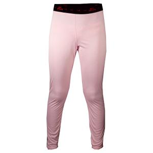 Snowboard Hot Chillys Peachskin Girls Long Underwear Bottom - This pair of Peachskin Girls Long Underwear Bottoms are Hot Chilly's best selling kids base layer. Your child will have the perfect mid-weight, relaxed fit base layer to provide the warmth and the comfort needed for little ones while on the ski slopes, park or pipe. They are anatomically designed to fit comfortably without excess bulk, the knit fabric is interlocked and lightly sanded for additional warmth and exceptional feel that kids love. The MTF microfiber polyester yarns are soft and seasoned to manage moisture. By your child wearing this pair of Hot Chillys you can set your mind to rest knowing that being warm and staying dry in blustery weather conditions will not be an issue. The fabric has been treated with antimicrobial properties for freshness and odor control that will keep these bottoms not smelling like the locker room. The flat seam construction reduces bulk and abrasion keeping these bottoms secure and comfortable. The relaxed fit combined with the logo elastic waistband will keep these bottoms where they should be and the fit comfortable like no others. Shredding the mountain in high performance, great wicking properties without the bulk will keep your child happy and outdoors longer, keeping up with the adults all season long. . Fit: Loose, Warranty: One Year, Material: Synthetic, Weight: Mid, Type: Bottom, Neck: N/A, Model Year: 2012, Product ID: 170338 - $14.90
