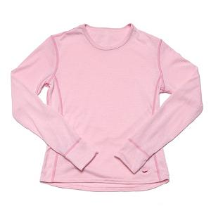 Snowboard Hot Chillys Mid Weight Banded Crewneck Girls Long Underwear Top - The Hot Chillys Mid Weight Banded Crewneck Top for girls is long underwear they will love for warmth and comfort. Keep your girl warm and toasty with a layer that is so soft to her skin. The smooth jersey knit is durable and layers under a top without bulk. The flat seam construction keeps The Hot Chillys Banded Crewneck Top close to her skin without pulling and adjusting to achieve comfort, it's a no brainer to add extra warmth when you need it. . Fit: Loose, Warranty: Other, Material: Synthetic, Weight: Mid, Type: Top, Product ID: 275219 - $19.90