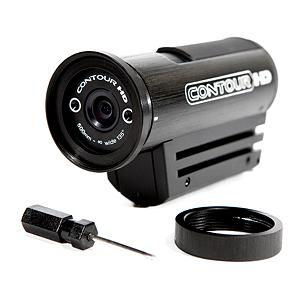Snowboard Contour Helmet Camera Lens Kit - Don't get stuck with a damaged or broken lens, be prepared. The lens kit is equipped with extra lens covers and a replacement ring. The Contour Lens Kit also includes a standard 37mm lens filter to improve light contrast. A must if you are going to use your contour for some tree skiing. . Warranty: 90 Days, Special Features: Lens And Replacement Ring, Race: No, Category: Helmet Cams, Product ID: 224798 - $29.95