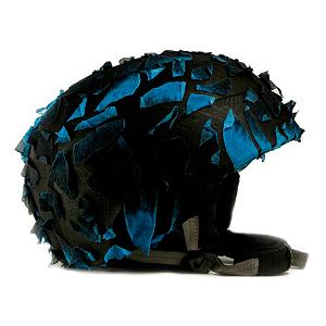 Snowboard Active Helmets Fracture Helmet Cover - The Active Helmets Fracture Helmet Cover offers you the chance to show your personality while ensuring the safety of your head in case you take a spill. Whether it's for you, your child or teen, these helmet covers do an excellent job at promoting safety with a fun, individual style. Made with a unique blend of spandex, nylon and micro-fiber fleece, they ensure a great fit that is compatible with most helmets. So swap them out whenever you want to show off a new style. . Warranty: 7 Days, Race: No, Category: Helmet Covers, Model Year: 2013, Product ID: 281282 - $19.91