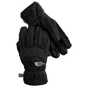 Snowboard The North Face Denali Thermal Touch Screen Girls Gloves - Created by The North Face, the Denali thermal girls Casual Gloves are made for junior outdoor individuals that want a classic looking pair of gloves that will are well insulated with high loft fleece for maximum warmth while on the slopes, in the park, skating on the lake or sledding on a much appreciated snow day. The 5 dimensional fit technology uses five measurements taken from a single index point at the heel of the hand, this pair of gloves has been built from the inside out to ensure a consistent size no matter what the use that this pair of gloves are intended for. Another feature is the radiametric articulation technology that uses a unique differential fabric pattern that produces built-in, natural articulation, mirroring the relaxed position of the hand while improving warmth and blood flow to your fingers keeping them comfortable and toasty warm all day long. The elastic wrists seal keeps out the cold and the unwanted snow while the synthetic gripper palms add durability and strength so you can grab your board or your ski poles over and over without tearing. This pair of Denali Thermal Junior Ski Gloves have built-in-class comfort, warmth, dexterity and design all wrapped into this one junior ski gloves just for girls. . Removable Liner: No, Material: Polyester High Loft Fleece with Nylon Taslan Overlay, Warranty: Lifetime, Battery Heated: No, Race: No, Type: Glove, Use: Casual, Wristguards: No, Glove Outer Fabric: Fleece, Waterproof: No, Breathable: Yes, Pipe Glove: No, Cuff Style: Under the cuff, Down Filled: No, Touch Screen Capable: Yes, Glove Quality: Better, Glove Weather Condition: Spring, Glove/Mitten Insulation: Synthetic, Model Year: 2014, Product ID: 230889, Shipping Restriction: This item is not available for shipment outside of the United States., Model Number: AWJHJK3-S, GTIN: 0032546331409 - $29.00