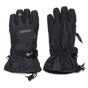 Snowboard Gordini Ultra Drimax Gauntlet IV Kids Ski Gloves - Your little skier's hands will stay nice and warm and cozy when she wears the Gordini Ultra Dri-Max Gauntlet Gloves. Thanks to the waterproof breathable Dri-Max insert and MegaLoft insulation the heat will stay trapped in the glove without any worry of the precipitation seeping in. Polytex and mini ripstop with digital grip palm and thumb and stick-grip fingers make the exterior of the gloves very durable and will give them a grip when hanging on to the poles as the chairlift heads up the slopes. Gauntlet cinch closure and zippered heater pack pocket are some of the special features to help keep the heat and ensure comfy hands and fingers with the Gordini Ultra Dri-Max Gauntlet Ski Gloves. Features: Zippered heaterpack pocket. Removable Liner: No, Material: Polytex, Warranty: One Year, Battery Heated: No, Race: No, Type: Glove, Use: Ski/Snowboard, Wristguards: No, Outer Material: Nylon, Waterproof: Yes, Breathable: Yes, Pipe Glove: No, Cuff Style: Over the cuff, Down Filled: No, Model Year: 2013, Product ID: 245020 - $25.00