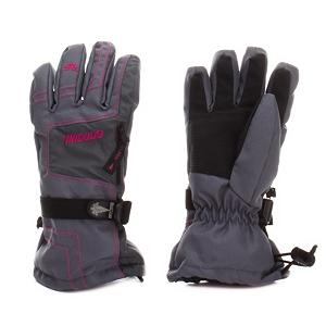 Snowboard Gordini Ultra Drimax Gauntlet IV Girls Ski Gloves - Your little girl's hands will stay nice and warm and cozy when she wears the Gordini Ultra Dri-Max Gauntlet Gloves. Thanks to the waterproof breathable Dri-Max insert and MegaLoft insulation the heat will stay trapped in the glove without any worry of the precipitation seeping in. Polytex and mini ripstop with digital grip palm and thumb and stick-grip fingers make the exterior of the gloves very durable and will give them a grip when hanging on to the poles as the chairlift heads up the slopes. Gauntlet cinch closure and zippered heater pack pocket are some of the special features to help keep the heat and ensure comfy hands and fingers with the Gordini Ultra Dri-Max Gauntlet Girls Ski Gloves. Features: Zippered Heaterpack Pocket. Removable Liner: No, Material: Polytex, Warranty: One Year, Battery Heated: No, Race: No, Type: Glove, Use: Ski/Snowboard, Wristguards: No, Outer Material: Nylon, Waterproof: Yes, Breathable: Yes, Pipe Glove: No, Cuff Style: Over the cuff, Down Filled: No, Model Year: 2013, Product ID: 245028 - $25.00