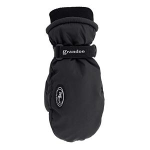Snowboard Grandoe 1/2 Pounder Kids Mittens - The Grandoe 1/2 Pounder Junior Mittens are just like the Adult Two Pounder and has been designed for your little one's. They are extremely warm, soft and comfortable. Featuring a Vulcan Grip palm that will give them a leather like grip for ultimate durability, gripability and abrasion resistant. The Dri-Gard insert keeps the 1/2 Pounder warm and dry no matter what the weather conditions are like. ThermaDry insulation will keep your little one's hands toasty warm. A microfleece cuff ensures that they will stay comfortable all day long. . Removable Liner: No, Material: MicroPlus, Warranty: One Year, Battery Heated: No, Race: No, Type: Mitten, Use: Ski/Snowboard, Wristguards: No, Outer Material: Nylon, Waterproof: Yes, Breathable: Yes, Pipe Glove: No, Cuff Style: Under the cuff, Down Filled: No, Touch Screen Capable: No, Model Year: 2013, Product ID: 245973 - $44.99