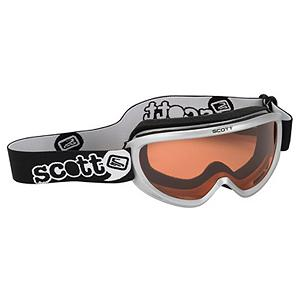 Snowboard Scott Little People Kids Goggles - If you are looking for kids goggles on a budget, Scott Little People is your answer. Each lens is treated with No Fog to prevent fogging and condensation. 100% UVA/B/C protection shields your child's eyes from the Sun's damaging rays. Hypoallergenic super-soft face foam won't chafe their sensitive skin and will keep them comfortable all day. Scott goggles are also computer engineered to engage a variety of helmets for a flawless fit. Wow! Who knew you could get so much for your money? Features: Amplifier Lens: The patented Amplifier lens is capable of deciphering exceptional detail in low light conditions while adapting perfectly for use on sunny days. Race: No, Category: Kids, OTG: No, Comes w/ Case: No, Fog Fan: No, Frame Size: Medium, Spherical Lens: No, Polarized: No, Photochromatic: No, Rubberized Strap: Yes, Helmet Compatible: Yes, Spare Lens Included: No, Frame Size: Fits Most Faces, Lens Shape: Flat, Lens Coating: n/a, Has Fan: No, Model Year: 2012, Product ID: 168802, Headphones Included: No - $19.95