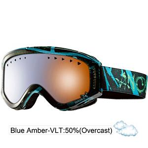 Snowboard Anon Tracker Kids Goggles - Adult performance meets Grom look with the Anon Tracker Goggles will provide your little one with optical clarity all day out on the mountain. Full perimeter channel venting insures maximum airflow to give your little one clear, fog-free vision in every condition to super bright sun, to a crazy hail storm. The sun will also stay out of her eyes as the Tru-V lens technology offers her 100 percent UV protection from the sun's harmful UV rays, insuring her little peepers don't get damaged from the bright sun. Dual layer face foam utilizes a moisture wicking fleece that provides her a perfect goggle to face fit that will seal out the elements and provide her with comfort for hours. The Anon Tracker is also helmet compatible which will create a proper fit to eliminate gaper gap and maximize ventilation airflow so she can hit the slopes all day without worrying. . Race: No, Category: Kids, OTG: No, Comes w/ Case: No, Special Feature: No, Frame Size: Small, Spherical Lens: No, Polarized: No, Photochromatic: No, Rubberized Strap: No, Helmet Compatible: Yes, Frame Size: Small, Lens Shape: Spherical, Lens Type: Non-Mirrored, Model Year: 2013, Product ID: 283570 - $29.90