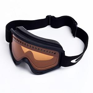 Snowboard Oakley XS O Frame Kids Goggles - Oakley designed the Extra Small O Frame to offer high performance goggles with exceptional clarity for all day wear. The lightweight urethane chassis maintains its supple feel even in extreme cold while the thick triple-layer of polar fleece foam wicks away unwanted moisture and the extra wide adjustable strap provides a secure, comfortable fit. The pure Lexan dual vented lenses have been treated with the F2 Anti-Fog technology to offer a clear line of sight under a variety of conditions with precise definition. They also provide durable impact protection and scratch resistance while filtering out 100% of all UVA, UVB, UVC and harmful blue light. Plus the interior surface has been textured to reduce glare for more precise definition. This makes the XS O Frame a clear choice for all of your winter time activities. . Race: No, Category: Kids, OTG: No, Comes w/ Case: No, Fog Fan: No, Frame Size: Small, Spherical Lens: No, Polarized: No, Photochromatic: No, Rubberized Strap: No, Helmet Compatible: Yes, Frame Size: Small, Lens Shape: Flat, Lens Coating: n/a, Has Fan: No, Model Year: 2011, Product ID: 31328, Headphones Included: No - $24.95