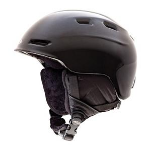 Snowboard Smith Zoom Jr Kids Helmet - For those that never sit down and always operate at a low buzz, you'll be happy to know they've got the Smith Zoom helmet to protect their domes when they're straight lining the groom in a high-speed wedge. AirEvac 2 is the ultimate in goggle-helmet integration that connects shell vents and internal EPS channels to increase airflow and evacuate warm, moist air to prevent goggle fogging. The Adjustable Dial Fit system gives you ease of customizing your fit. Airflow climate control let's you keep the heat in or let the cool breeze through. The super soft, furry Tricot lining provides superb comfort. The Smith Zoom Jr has all the bells and whistles of an adult's helmet in a grom package. Features: Super Soft, Furry Tricot Lining. Certifications: ASTM 2040, CE EN 1077:2007 CLASS B, Warranty: Lifetime, Gender: Kids, Race: No, Category: Half Shell, Audio: Audio Compatible, Brim/Visor: No, Ventilation: Adjustable, Custom Fit Adjustment: Yes, Year Round Capable: No, Shell Construction: In Mold, Model Year: 2014, Product ID: 239581, Model Number: H12-ZOBKY, GTIN: 0715757376437 - $44.95