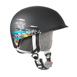 Snowboard Scott Trouble Kids Helmet - A commotion is building on the slopes around the Scott Trouble kids helmet. All new the 2012 season it's loaded with features that will stir up plenty of exciting buzz. The superior ABS construction with an EPS impact liner offers the type of protection you can trust along with a two piece inner padding for exceptional comfort. The Cool Plug system working with 7 passive air vents provides plenty of exceptional ventilation and the G-Vents on the top even prevent goggle from fogging while it's being worn. Scott's Hat Lock fit creates a custom fit and feel that will adapt to a large range of sizes for convenience. But it also comes standard with a side release, comfort Chinstrap buckle, removable goggle retainer and ear pads. It won't take long to wrap your brain around the great value you'll find with the Scott Trouble helmet. Features: Removable Ear Covers and Goggle Retainer, Side Release, Comfort Chinstrap Buckle. Model Year: 2012, Product ID: 240562, Shell Construction: In Mold/Hard Shell, Year Round Capable: No, Custom Fit Adjustment: Yes, Ventilation: Fixed, Brim/Visor: No, Audio: Not Compatible, Category: Half Shell, Race: No, Special Features: Scott Cool Plug for the Ultimate Ventilation, Special Features: Scott Hat Lock for a Custom Fit and Feel, Gender: Kids, Warranty: Manufacturers One Year Warranty, Certifications: CE EN 1077 - 2001 CLASS B - $39.88