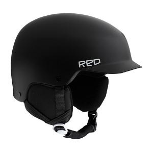 Snowboard R.E.D. Defy Kids Helmet - In the rail world, there are no rehearsals, no edits, no holding back. Before your next trip to the slammer, secure your child's skull with Red's youth team's helmet of choice the Defy. Customizable for year-round use, it meets the highest impact standards for snow, skate and bike protection. Constructed with a durable injected ABS shell, the Defy's crossover features include removable ear pads and goggle clip for use during the hot summer months. Unison Technology, the reason behind the perfect form, fit and function of the Defy, is an ultra smart technology that engineers the entire fit system, helmet shape and mechanics in unison, leading to reduced bulk and weight, a superior fit and ultimately - a better riding experience. The FineTuning system is way to customize your child's personal level of warmth, padding and protection with the desired body shielding, modular padding systems and removal options that they don't get with other helmets. The Defy also features a goggle gasket, a fully removable shield that eliminates the gap between goggle and helmet while remaining windproof and breathable. . Model Year: 2012, Product ID: 246748, Shell Construction: Hard Shell, Year Round Capable: Yes, Custom Fit Adjustment: No, Ventilation: None, Brim/Visor: Yes, Audio: Not Compatible, Category: Half Shell, Race: No, Special Features: Removable Goggle Clip, Gender: Kids, Warranty: One Year, Certifications: ASTM 2040, CPSC and CE 1077B - $39.99