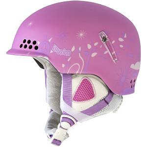 Snowboard K2 Illusion Girls Helmet - The K2 Illusion is a great helmet for kids. The K2 Dialed Fit System will gives you a wide range of travel, so you can insure that your child will have the same helmet for a few seasons. Moms love the fact that the Full Wrap Liner System is removable and washable. Side Retention Goggle Straps will keep everyones goggles in place, and not lost somewhere on the mountain. . Certifications: ASTM/CE, Warranty: One Year, Special Features: K2 Dialed Fit System, Race: No, Ventilation: Fixed, Year Round Capable: No, Shipping Restriction: This item is not available for shipment outside of the United States., Product ID: 273996, Model Year: 2013, Shell Construction: In Mold, Custom Fit Adjustment: Yes, Brim/Visor: Yes, Audio: Not Compatible, Category: Half Shell, Gender: Girls - $54.91