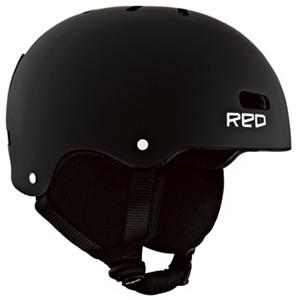 Snowboard R.E.D. Trace Grom Kids Helmet - The R.E.D. Trace Grom helmet was made for the preschool ripper that will put you to shame. The Trace Grom offers your little ripper maximum durability and easy customization for year round use. The Trace Grom has a durable injected ABS shell that is ASTM 2040, CPSC, and CE 1077B certified to keep juniors head protected as he goes ripping down the mountain or down the street on his skateboard or bike. The R.E.D. Trace Grom helmet has NoAir Vent Plugs which is a windproof and snow proof seal against the winter elements, soft fleece backing for warmth and comfort, and best of all, it's removable. Who really needs to stay warm and insulated in the middle of July, right? You will no longer have to worry about the safety of your kids head when they are wearing the R.E.D. Trace Grom helmet. . Certifications: ASTM 2040, CPSC, and CE 1077B, Warranty: One Year, Gender: Kids, Special Features: Removable Goggle Clip, Race: No, Category: Half Shell, Audio: Not Compatible, Brim/Visor: No, Ventilation: Fixed, Adjustability: None, Year Round Capable: Yes, Shell Construction: Hard Shell, Model Year: 2013, Product ID: 283923, Model Number: 278592-001M, GTIN: 0632059327410 - $39.93