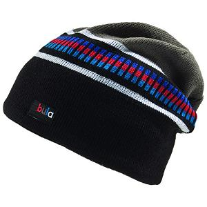 Snowboard Bula Joe Kids Hat - The cool looking Bula Joe Beanie, is not just a stylish choice for your child but a warm one too. Its comfy and soft micro fleece liner will ensure that their ears and head stay at a warm temperature even when the winter weather starts to howl in. . Warranty: Other, Battery Heated: No, Material: Synthetic, Lined: Yes, Type: Beanie, Model Year: 2012, Product ID: 249514 - $9.95