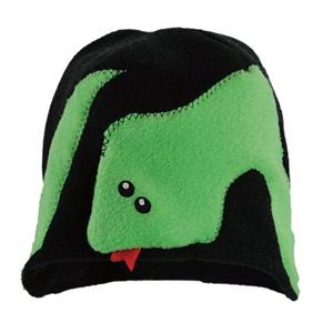 Snowboard 32 DEGREES Snake Toddlers Hat - The 32 Degrees Snake Toddler Hat is not only adorable but also a great way to keep your child's head protected from the chilly winter weather. Designed with a soft high-grade, anti-pill fleece, their ears and head will remain cozy under a soft fabric hat. With its super fun design, your child will absolutely love the 32 Degrees Snake Toddler Hat. Each 32 Degrees Hat is handcrafted and sewn in the United States too! . Warranty: Other, Battery Heated: No, Material: Fleece, Lined: No, Type: Crazy Hats, Model Year: 2013, Product ID: 272656 - $30.00