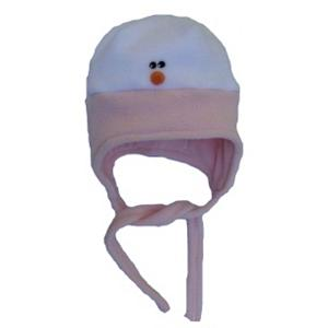 Snowboard 32 DEGREES Snowman Toddlers Hat - When your child wears a 32 Degrees Snowman Toddler Hat their ears and head will stay warm when outdoors in the wintertime. Made with soft and cozy high-grade, anti-pill fleece and handcrafted and sewn with a super cute design, they will love wearing this hat out, and may not want to take it off when they get indoors. They will have a chin Velcro hook and loop closure as well as an adjustable clip in the back so that the 32 Degrees Snowman Toddler Hat fits them perfectly every time. . Warranty: Other, Battery Heated: No, Material: Fleece, Lined: No, Type: Crazy Hats, Model Year: 2013, Product ID: 272660 - $28.00