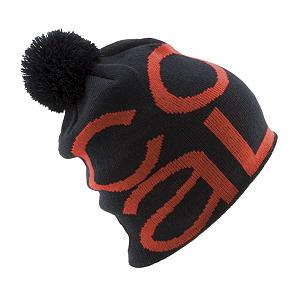 Snowboard Coal Youth Logo Kids Hat - The Coal Youth Logo Hat is very comfortable and a stylish way for you to stay warm. Its fine acrylic fine-knit fabric feels good whether you're on the mountain or heading out to school. It's a cool traditional style that boasts a modern fit. . Warranty: Other, Battery Heated: No, Material: Synthetic, Lined: No, Type: Pom, Model Year: 2012, Product ID: 289832 - $11.99