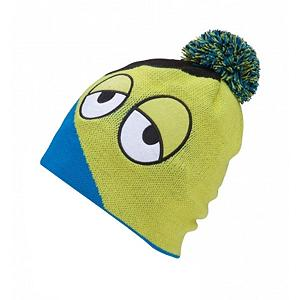 Snowboard 686 Snaggleface Beanie Kids Hat - The 686 Snaggleface Beanie will draw all eyes on you - be at the top of your game - because all will be watching. The Snaggleface goes along with your Snaggleface Snowboard Jacket and Pants to give you a complete package. Keeping your head, ears and neck warm holds more heat in your body - allowing you to enjoy your outdoor sport better. You will have another set of eyes looking over your head - The Snaggleface will be on the look out. . Warranty: Other, Battery Heated: No, Material: Synthetic, Type: Pom, Model Year: 2013, Product ID: 292547 - $20.00