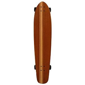 Longboarding Honey Skateboards Cruiser 43in Longboard - When you use the Honey Skateboards Cruiser for cruising or just to get somewhere, you can count on a smooth ride. As always, this board is handcrafted and comes from a line of boards known for their quality. ***Wheels/trucks may vary based on availability Features: 0.125in risers/pads, ***Wheels/trucks may vary based on availability. Deck Width: 9.50in, Deck Length: 43.00in, Model Number: 43-07, Special Order: This is a Special Order item, will be shipped from the manufacturer, and is not stocked in our warehouse. This item does not qualify for our Price Matching Policy. Order processing time may vary., Shipping Exclusion: This item is only available for shipment by UPS to the lower 48 United States. APO, FPO, PO BOX, Hawaii, and Alaska shipments may not be possible for this item. (Please call prior to purchase.), Product ID: 211855, Model Year: 2014, Truck Width: 180mm, Wheel Size: 70mm, Bearing Type: ABEC 7 - $264.99