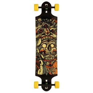 Snowboard Landyachtz 9 Two 5 Complete Longboard - The Landyachts 9 Two 5 Longboards is the board you can go to when you want accomplish anything. Built solid and tough with Maple Construction this aggressive style board is stiff yet responsive. Its symmetrical design allows for easy switching and a steeper concave allows you a place to lock your feet in. The Landyachts 9 Two 5 Longboards boast a new Gas Pedal shape to help give you more to work with when you want to drift and slide at the higher speeds. . Bearing Type: Abec 7, Wheel Size: 70mm, Truck Width: 181mm, Deck Width: 10.00in, Deck Length: 40.50in, Model Year: 2012, Product ID: 275359 - $256.99