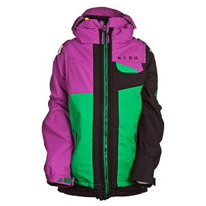 Snowboard 686 Smarty Strike Mens Insulated Snowboard Jacket - The 686 Smarty Strike Snowboard Jacket is built so you can be comfortable in all weather conditions. This versatile jacket offers a removable liner and vest which can be worn on its own or included with the jacket. With its InfiDRY-15 Technology the sweat and moisture that accumulates on the interior of the jacket will be able to move to the exterior while still maintaining its waterproofness and breathability. You will also be warm in temperatures as low as minus-ten and, with fully taped seams and a 15,000 waterproof rating, you can guarantee that you will stay warm and dry. There are plenty of pockets to store the items you want nearby including an audio pocket so you can hit the park while listening to your personalized playlist. Warmth and comfort combined with versatility and durability, the 686 Smarty Strike Snowboard Jacket is perfect the next time you hit the mountain regardless of the weather conditions. . Exterior Material: 100% Nylon Solid Oxford, Insulation Weight: Removable Vest and Hoodie, Taped Seams: Fully Taped, Waterproof Rating: 15,000mm, Breathability Rating: 10,000g, Hood Type: Fixed, Pit Zip Venting: Yes, Powder Skirt: Yes, Warranty: One Year, Battery Heated: No, Length: Medium, Insulation Type: Synthetic, Waterproof: Moderate Waterproofing (10,001 - 15,000mm), Breathability: Mild Breathability (5,001 - 10,000g), Cuff Type: Velcro, Wrist Gaiter: No, Waterproof Zippers: No, Cinch Cord Bottom: No, Model Year: 2012, Product ID: 266081, Model Number: L1W104 KGRN S, GTIN: 0883510151666, Insulator: No, Type: 3-in-1 Jacket, Rain Jacket: No, Race: No, Use: Snowboard, Hood: Yes, Goggle/Sunglasses Pocket: No, Electronics Pocket: Yes, Pockets: 4-5, Softshell: No, Jacket Fit: Regular - $159.94