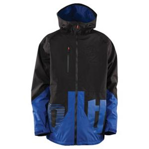 Snowboard ThirtyTwo Delta Mens Insulated Snowboard Jacket - A true heavy hitter the Thirty-two Delta guys snowboard jacket has been given a little extra length for additional protection from the elements. With tons of great features Thirty-Two has given the Delta jacket 20,000mm waterproofed shell with 10,000g of breathability thanks to its nylon canvas construction that gives the Delta a solid, warm feel to it. Fully equipped with wrist gaiters, a built in snow-skirt with jacket-to-pant interface, and an inner media pocket it brings what you ask for in a snowboard jacket to the table. Fully Taped Seams keeps moisture away while still keeping you warm on those cold days on the hill. For additional warmth the Delta jacket from Thirty-two was given 60g of insulation. You can also control your body temperature as it features zip mesh vents that allow you to control the airflow into the Delta jacket. Now that you have the 411 on this awesome jacket, now its time to get out and ride. . Exterior Material: Nylon Dull Finish Canvas, Insulation Weight: 60g, Taped Seams: Fully Taped, Waterproof Rating: 20,000mm, Breathability Rating: 10,000g, Hood Type: Fixed, Pit Zip Venting: Yes, Pockets: 4-5, Electronics Pocket: Yes, Goggle/Sunglasses Pocket: No, Powder Skirt: Yes, Hood: Yes, Warranty: One Year, Use: Snowboard, Battery Heated: No, Race: No, Type: Insulated, Jacket Fit: Regular, Length: Long, Insulation Type: Synthetic, Waterproof: High Waterproofing (15,001 - 20,000mm), Breathability: Mild Breathability (5,001 - 10,000g), Cuff Type: Velcro, Wrist Gaiter: Yes, Waterproof Zippers: Yes, Cinch Cord Bottom: Yes, Insulator: No, Model Year: 2013, Product ID: 297534, Shipping Restriction: This item is not available for shipment outside of the United States., Model Number: 8130000523 400 S, GTIN: 0885075408254 - $119.92