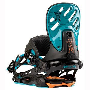 Snowboard Rome Targa Snowboard Bindings - Highly adjustable, incredibly versatile, and asked for by name by the seasoned veteran to the crafty park rat, not to mention rocked by Bjorn Lienes. The Rome Targa Snowboard Binding is not only a fixture in the binding world, but continually sets the bar in terms of all mountain freestyle performance. The Targa is packed full of awesome technology starting with the V-Rod baseplate, which helps to achieve natural flex and easy tweakability through a smaller diagonal footprint. Speaking of feet the Yes, I Can't system provides a way to anatomically correct wide stances as well as increase nose-and-tail power; includes 3 interchangeable canted angle footbed pads. AntiShock highback uses a TPR bushing in the suspension system highback to absorb shock up to three degrees. Soft and comfy is the ConformGrip toe strap provides a snug fit over your boot without any gaps or sliding around. PF Adjust ankle strap gives you even more customization with three different EVA inserts: supportive, very supportive, and ultra responsive. With all this technology and customization any rider can dial in there sweet spot on the mountain. . Recommended Use: All-Mountain Freestyle, Strap Material: EVA Padding Straps, Flex: Stiff, HighBack: Targa Highback, Buckles: Aluminum, Toe Strap Style: Cap, Warranty: Two Year, Quick Entry: No, Canted Footbed: Yes, ICS Channel Compatible: No, Traditional Burton (3D) Compatible: No, Standard 4 Hole Compatible: Yes, Chassis Material: Aluminum, Binding Compatibility: Standard 4 Hole, Skill Range: Advanced Intermediate - Expert, Model Year: 2013, Product ID: 271179, Gender: Mens, Skill Level: Advanced Intermediate - $169.95
