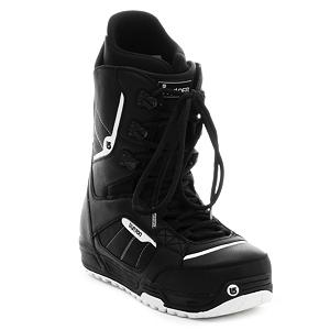 Snowboard Burton Invader Snowboard Boots - The Burton Invader snowboard boots are standard issue for the shred soldier. Simple, comfortable, and built to last, the Invader has been designed to keep you out on the mountain till they shut the place down. The dual-density design of the Rubber Ice Spikes creates a soft, grippy outsole enhanced with stiffer spikes that dig into ice when slipping is not an option. The heat-moldable imprint liner grabs hold of your foots every curve for improved fit. With a better fit comes warmer feet and obviously with warmer feet you will stay out on the mountain longer, and when you are out there longer you will obviously be having much more fun. The Invader is a boot that is calling your name. Shred better with the world's bestseller. Features: Level 1 Molded EVA Footbed. Material: Imprint 1 Liner, Lacing Style: Traditional Lace, Recommended Use: All-Mountain Freestyle, Removable Liner: Yes, Flex: Soft, Warranty: One Year, Intuition Liner: No, Brand Lacing Style: Traditional, Skill Range: Beginner - Advanced Intermediate, Model Year: 2013, Product ID: 233341, Shipping Restriction: This item is not available for shipment outside of the United States., Gender: Mens, Skill Level: Beginner, Model Number: 252535-01810, GTIN: 0885197807553 - $99.89