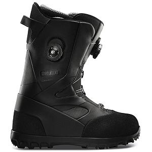 Snowboard ThirtyTwo Focus Boa Snowboard Boots 2013 - The Focus Boa from ThirtyTwo is built to drop bombs. The fully heat-moldable Level 6 liner and the Level 3 footbed are going to give you a dial in fit with maximum comfort. The G2 gel in the heel gives your heel maximum protection and softens the blow of landing your big airs. The articulating cuff gives a smooth consistent flex all day everyday with little breakdown to the boot over time. New this year the Focus Boa is coming with beefed up toe support to help protect against harsh board edges. The dual Boa reels allow you to dial in the top half of the boot separately from the lower half so you can fine tune the fit in order to fine tune your ride. This boot has the lightweight STI Evolution foam outsole to keep the weight of the boot down and give the boot a nice cushion under your foot. This is a high performance boot with comfort features to keep you on the hill all day long. . Material: Dual Density Intuition Ultralon Foam, Lacing Style: Boa, Recommended Use: All-Mountain, Removable Liner: Yes, Flex: Stiff, Warranty: One Year, Intuition Liner: Yes, Brand Lacing Style: Double Focus Boa System, Skill Range: Advanced Intermediate - Expert, Model Year: 2013, Product ID: 271202, Gender: Mens, Skill Level: Advanced Intermediate - $199.95