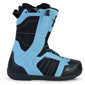 Snowboard Ride Flight SPDL Snowboard Boots - The Flight is quick, comfortable, and supportive. This boot has all the necessities and more to take you to that next level. If you want quick and easy but Boa just is not for you, the Zonal Speed lace system on the Flight is right up your alley. This boot combines all that is great between Boa and traditional lace boots, it has upper and lower zones so you can tighten the boot to fit your foot perfectly and it is super fast on with just two pulls this boot is on and ready to party. Add in the cozy Body Active foam liner with the supportive internal J-Bars, and the Flight will help launch you to new heights. . Material: Body Active Foam, Lacing Style: Quick Lace, Recommended Use: All-Mountain, Removable Liner: Yes, Flex: Medium, Warranty: One Year, Intuition Liner: No, Brand Lacing Style: Zonal Speed Lace with East Tuck Handles, Skill Range: Intermediate - Advanced, Model Year: 2013, Product ID: 281112, Shipping Restriction: This item is not available for shipment outside of the United States., Gender: Mens, Skill Level: Intermediate - $99.95