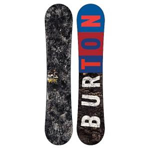 Snowboard Burton Blunt Wide Snowboard - We all know snowboarding is not your most budget friendly sport. After lift tickets, gas, food, and cold beverages of choice, it's amazing that any of us can even afford a snowboard to ride. So how about a snowboard that will give you all the performance and tech you expect from a big name like Burton, but at no-name price? The Burton Blunt Wide features V-Rocker shaping which gives you a catch-free ride without feeling too washy. The true twin shape and flex is primo for the spin-to-win types or those of you that simply like to point it switch. The extruded base is hassle-free and super easy to repair in case you get extra rad on jibs. Jumper Cables provide boost while the Rail Ready Tune and Pro-Tip makes the Blunt shred-ready right out of the plastic sleeve. Top it all off with frostbite edges and you get a snowboard that will make your icy park laps good ones. How's that for a bang for your buck moment? . Actual Turn Radius @ Specified Length: 7.3m(153W), Base Name: Extruded, Core Name: Fly, Waist Width: 258mm (@156w), Stance Width: 530-560mm, Stance Setback: Centered, Special Features: Jumper Cables, Rocker Profile: Rocker, Shape: Twin, Flex: Soft, Rocker Type: V-Rocker, Core Material: Wood, Construction Type: Sidewall Construction, Hole Pattern: Burton 3D, Magnatraction: No, Base Material: Extruded P-tex, Warranty: One Year, Skill Range: Intermediate - Advanced, Model Year: 2013, Product ID: 271577, Shipping Restriction: This item is not available for shipment outside of the United States., Gender: Mens, Skill Level: Intermediate, Board Width: Regular, Pipe Oriented: No, Recommended Use: Freestyle - $249.99