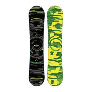 Snowboard Burton Clash Snowboard - Whether you're making your first carve or first tail press, the Burton Clash is ready to master the mountain with you. The Clash features Cruise Control which is a combination of a softer flex and mellow edge tune for a forgiving ride. The V-Rocker gives you a catch-free ride and makes for a playful shred. The directional shape is versatile no matter where you are shredding on the mountain. Twin flex provides predictable performance for your switch shenanigans. The extruded base is low maintenance and super easy to repair. The Burton Clash provides monster performance without beastin your wallet. . Actual Turn Radius @ Specified Length: 7.8m(158cm), Base Name: Extruded, Core Name: Fly, Recommended Use: All-Mountain Freestyle, Waist Width: 250mm (@155cm), Stance Width: 480-560mm, Stance Setback: 2.5cm, Special Features: Cruise Control, Rocker Profile: Rocker, Shape: Directional, Flex: Soft, Pipe Oriented: No, Board Width: Regular, Rocker Type: V-Rocker, Core Material: Wood, Construction Type: Sidewall Construction, Hole Pattern: Burton 3D, Magnatraction: No, Base Material: Extruded P-tex, Warranty: One Year, Skill Range: Beginner - Advanced Intermediate, Model Year: 2013, Product ID: 271581, Skill Level: Beginner, Gender: Mens, Shipping Restriction: This item is not available for shipment outside of the United States. - $229.99
