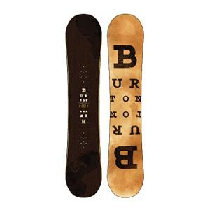 Snowboard Burton Honcho Wide Snowboard 2013 - You can blame your parents. Blame Lady GaGa. But whatever you do, don't blame the Burton Honcho Wide. The Honcho is made for bigfoots so they can lay down roosted carves and pull out monster methods. The traditional camber profile provides tried and true board performance via powerful turns and ollies. The twin shape is equally versatile mo matter which direction you point it. The directional flex focuses the pop into the tail and leaves a more resilient nose for superb control and float. The Honcho's sintered base absorbs wax like a champ so you can mach down your favorite line. Those with average feet look away. The Burton Honcho Wide is for the big boys. . Actual Turn Radius @ Specified Length: 7.9m(158W), Base Name: Sintered, Core Name: Super Fly, Waist Width: 265mm (@158cm), Stance Width: 530mm-560mm, Stance Setback: 0.5in, Special Features: Dualzone EGD, Rocker Profile: Camber, Shape: Directional Twin, Flex: Medium, Rocker Type: Traditional Camber, Core Material: Wood, Construction Type: Sidewall Construction, Hole Pattern: Burton 3D, Magnatraction: No, Base Material: Sintered P-tex, Warranty: One Year, Skill Range: Intermediate - Advanced, Skill Level: Intermediate, Gender: Mens, Shipping Restriction: This item is not available for shipment outside of the United States., Product ID: 271604, Model Year: 2013, Board Width: Wide, Pipe Oriented: No, Recommended Use: All-Mountain Freestyle - $249.99