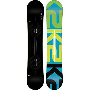 Snowboard K2 Slayblade Wide Snowboard - The K2 Slayblade Wide has been sent back to armory for a heavy weapons upgrade for 2013. Flatline Tweekends tip profile increases the amount of stability while Harshmellow under you bindings keeps the board quiet while it slays the mountain. Bambooyah Blend wood core with the added Ollie Bar, preloaded camber pop is positioned between your feet giving riders stronger Ollies and pressing power regardless of their rocker profile. The K2 Slayblade Wide is the weapon of choice for any aggressive big foot rider looking for a stiffer board that is able to slay anything, anywhere on the mountain. . Actual Turn Radius @ Specified Length: 8.1m(@163W), Base Name: 0 Sintered, Core Name: Bambooyah Blend WH4 with Carbon Ollie Bar, Stance Width: 22-23mm, Stance Setback: .75cm, Special Features: Harshmellow Damping, Core Material: Wood with Carbon, Construction Type: Sidewall Construction, Base Material: Sintered P-tex, Warranty: Two Year, Skill Range: Advanced - Pro, Model Year: 2013, Product ID: 281654, Shipping Restriction: This item is not available for shipment outside of the United States., Gender: Mens, Skill Level: Expert, Magnatraction: No, Hole Pattern: Standard 4 Hole, Rocker Type: Flatline, Board Width: Wide, Pipe Oriented: No, Flex: Stiff, Shape: Directional Twin, Rocker Profile: Flat, Waist Width: 266cm(@163W), Recommended Use: All-Mountain - $379.95